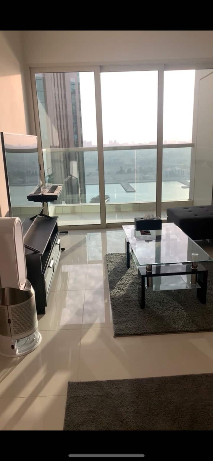High sea view apartment in al reem