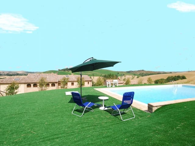 Residence in Monteroni d'Arbia ID 3551