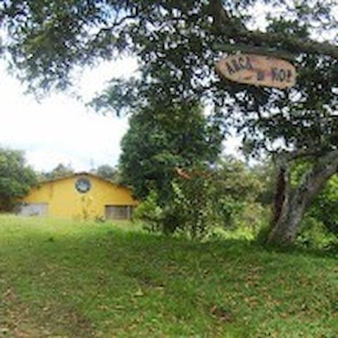 farm Arca de Noe - Gachala - Huis