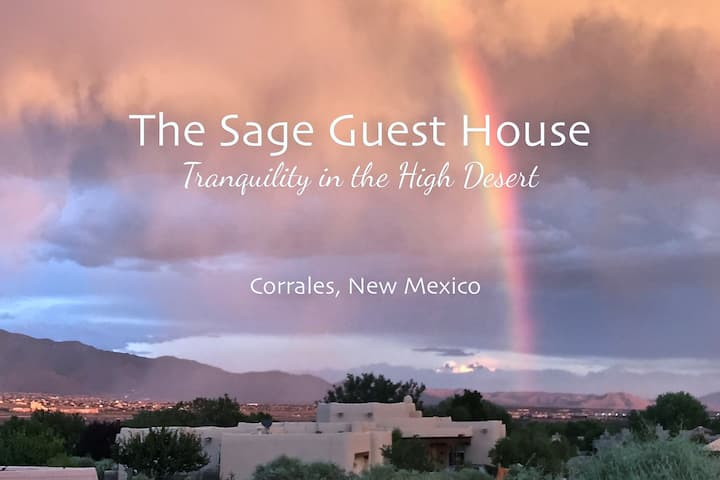 Sage Guest House: Tranquility in the High Desert