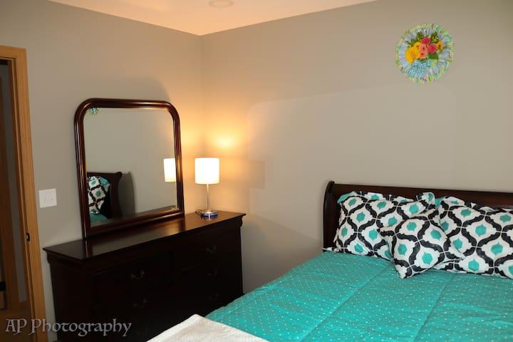 Third Bedroom Full Bed