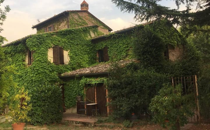 Your apartment in a Tuscan farmhouse