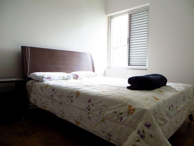 Apartamento aconchegante em Pinheiros - São Paulo - Apartamento