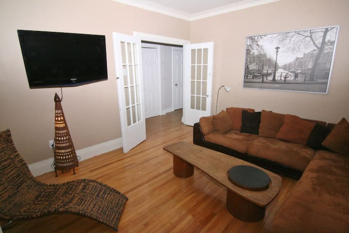 Ther perfect 3 bedroom apartment - Montreal - Apartament