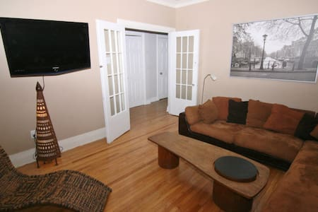 Ther perfect 3 bedroom apartment - Montreal - Apartamento