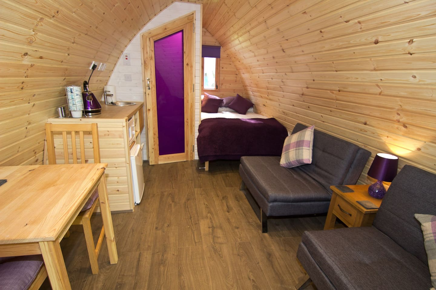 Luxury Glamping Pod - Spean Bridge