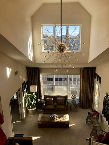 Penthouse Condo ~ Downtown Stamford.