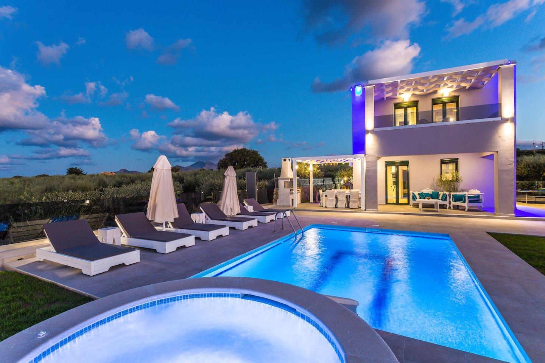 Villa Anna Maria...a peaceful spot on the cretan country side awaits you!