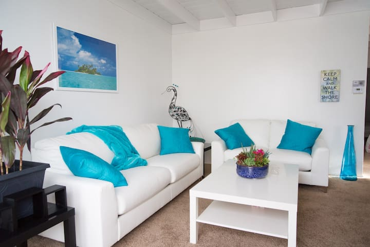 Steps to the sand and best surf! - Newport Beach - Apartment