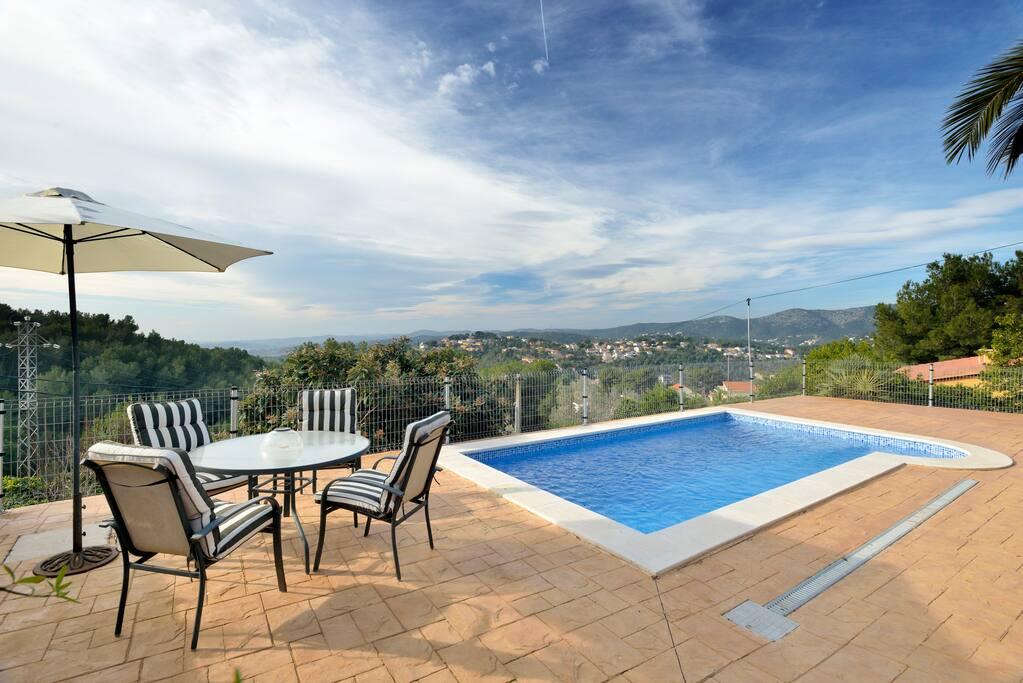 terrassa i vistes