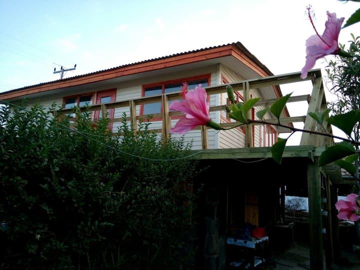 Cabañas Armandiños 3, Pichidangui, Casa Patronal