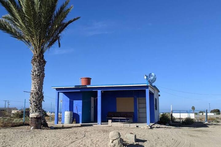 Mi casita Palmar Bahia Asuncion Casa frente al mar
