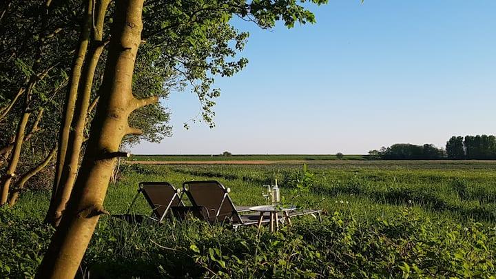 Bed & Broodje Ouddorp aan zee (inclusief fietsen)