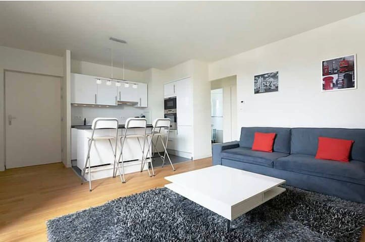 Modern and Spacious 1 bedroom flat