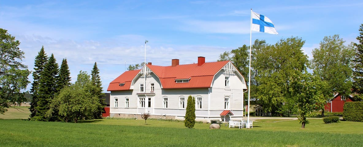 Mansion Haukkala - Salo - Ev