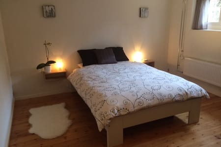2 private connecting basement rooms in villa - Gentofte - 別墅