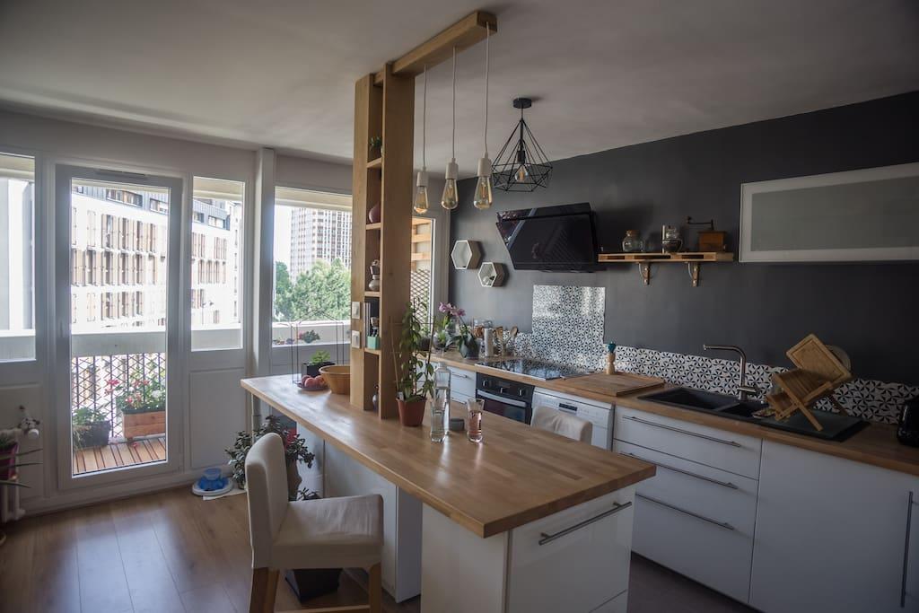 Cuisine - kitchen
