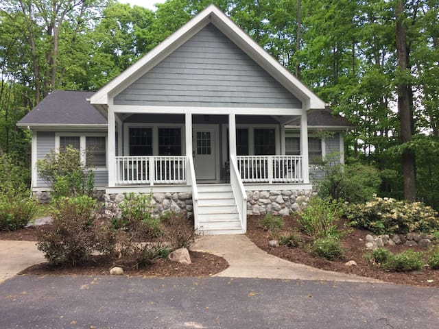 Charming 6 bdrm Shanty Creek House