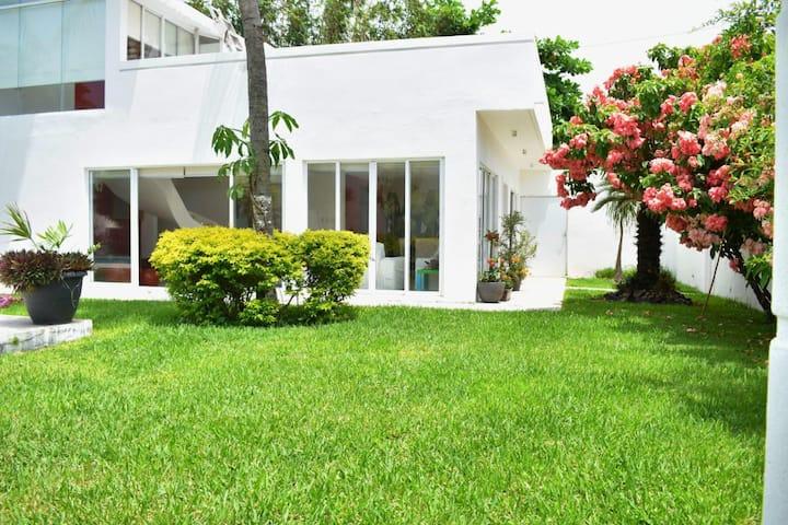 Casa de Playa en Boca del Rio con Alberca