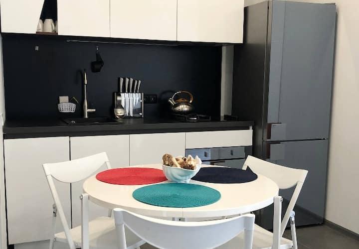 Modern Apartment in Gonio