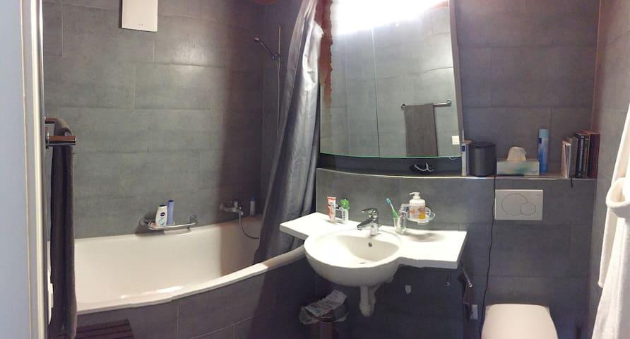 moderne sanitaer Anlagen