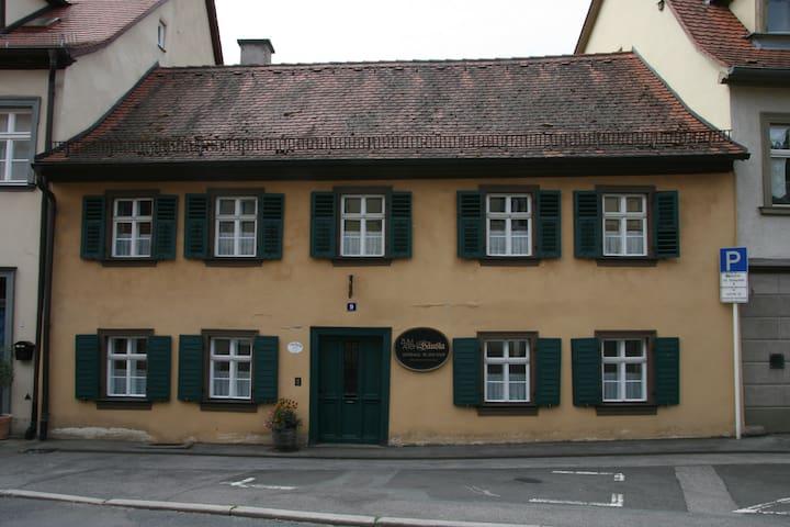 Zum alten Häusla - wohnen mitten in Bamberg
