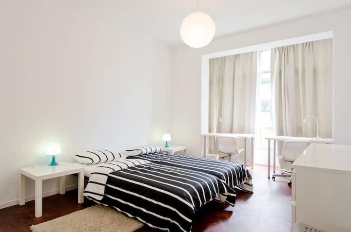 🎯 Lisboa center Apartment ☘SALDANHA AVENIDA☘