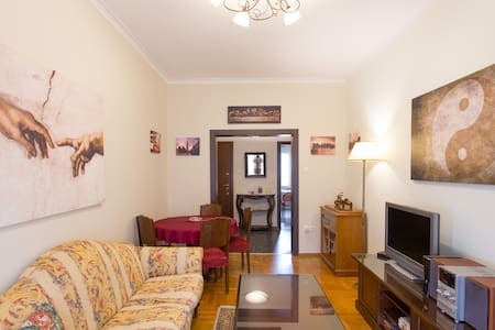 Fully Renovated 2Bdrm Apt with Sea View in Piraeus - Pireas - Wohnung