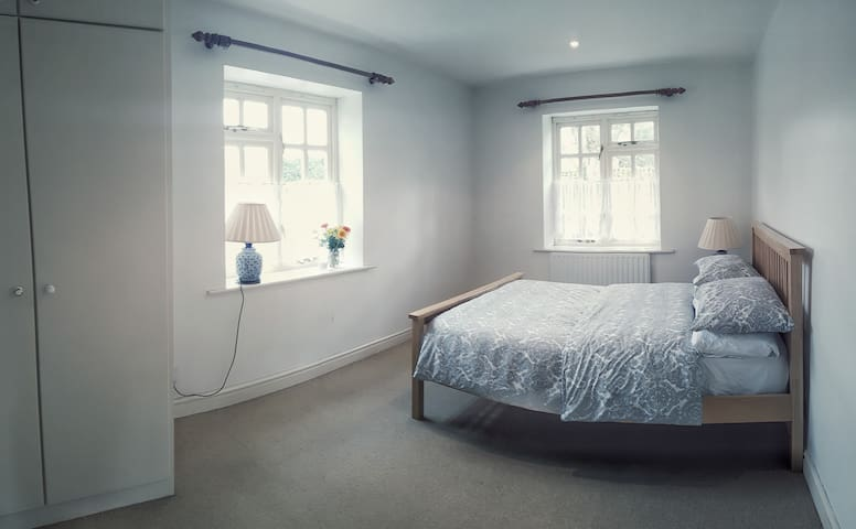 Double Room with private bathroom - Lincolnshire - Casa