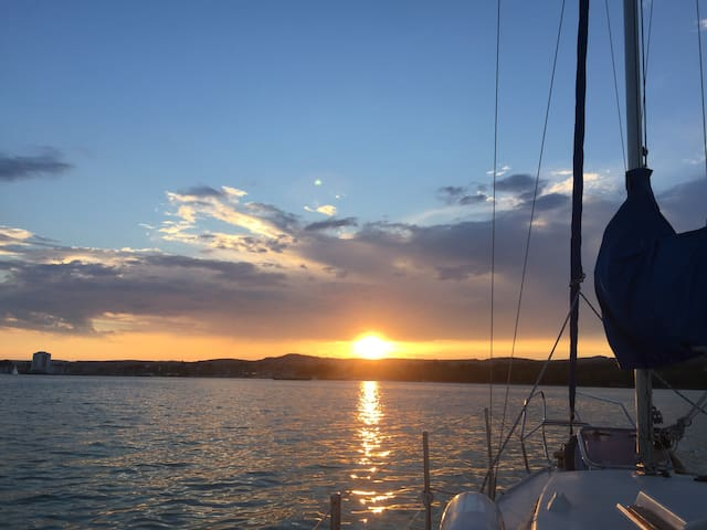 2 Hrs Dream Sailing at Lake Balaton