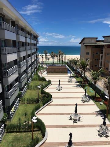 beach way apartamento porto das dunas