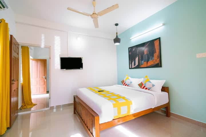 1 BR Quality Apartments In Panangad, Kochi