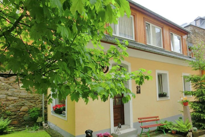 Not detached holiday home in the historical city centre of Annaberg - Buchholz