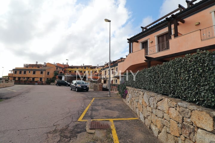 Mono Punta Villa - Studio flat with swimming pool in La Maddalena