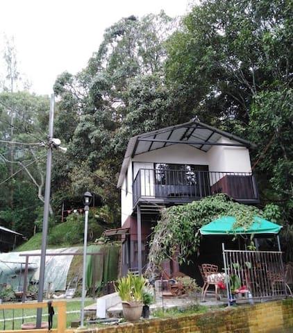 Casa acogedora, privada a 10 minutos de la ciudad