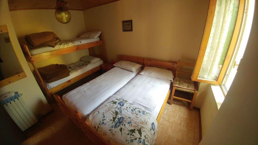 appartamento a Castello Tesino - Castello Tesino - Apartemen