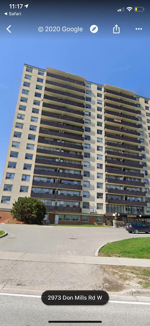 Apartment don mills