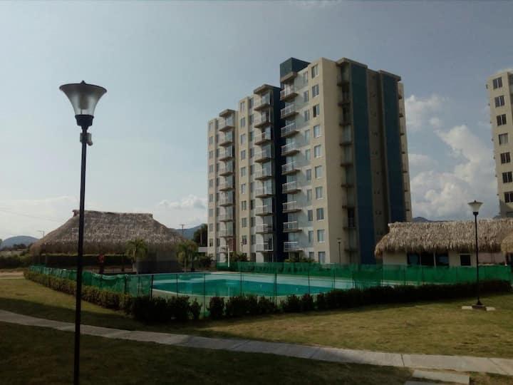 Apartamento nuevo en 8vo piso