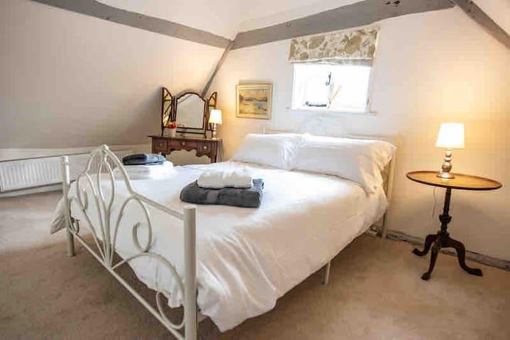 Double bedroom second floor
