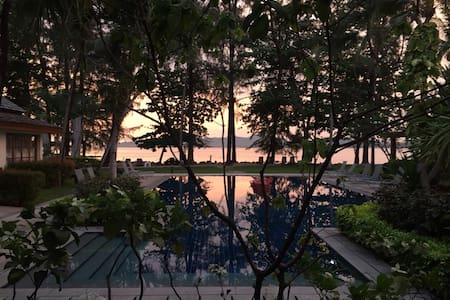 Lux 2 bdr on Beachfront! - Bang Tao Beach - Apartment