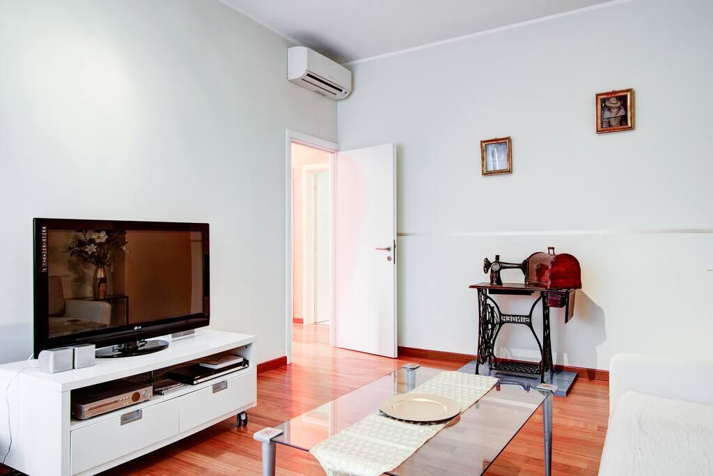 Centro magnifico appartamento in condivisione for Appartamenti in condivisione milano