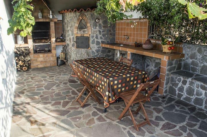 Casa rural La Gomera