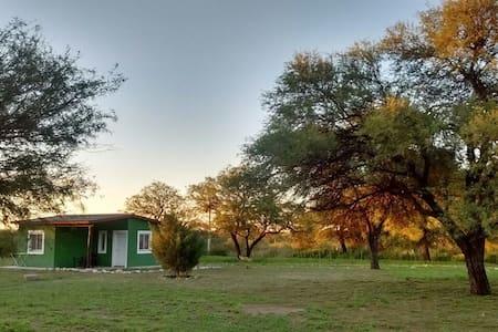 Cabañas de campo San Marcos Sierras ideal parejas - San Marcos Sierras - กระท่อม