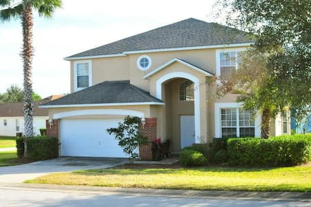 Lovely Home Perfect for a Family - Haines City - Villa