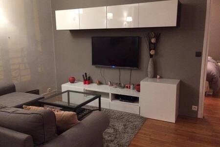 Appartement cosy proche de paris - Le Raincy