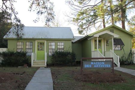 Maison des Artistes - Scott Finch - Arnaudville