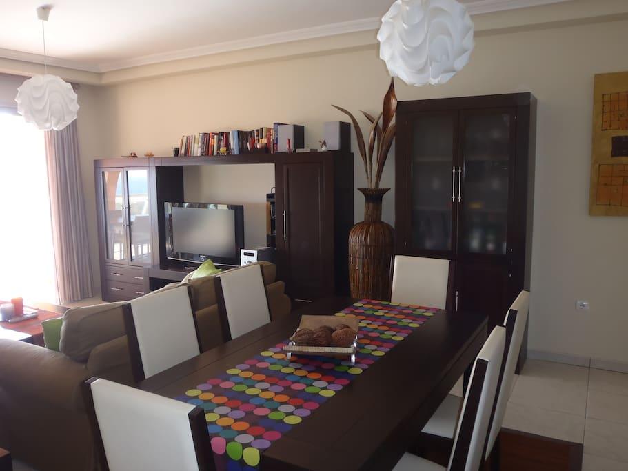 salón comedor / living room / Wohnzimmer