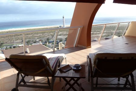Exclusive apartment in Jandia beach - Solana Matorral