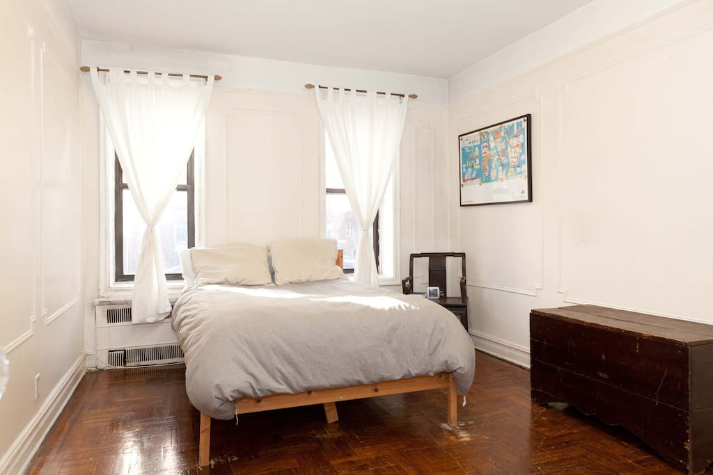 Spacious Crown Heights Apartment Apartments For Rent In Brooklyn New York