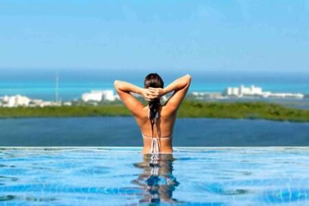 Luxurious Las Americas apartment - Cancún